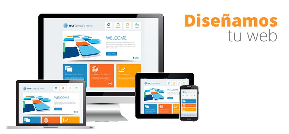Diseño web, diseño web granada, diseño web almería, diseño web málaga