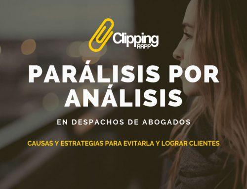 Emprendiendo en el sector legal: parálisis por análisis
