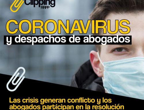 Coronavirus en despachos de abogados: cómo afecta al negocio legal.