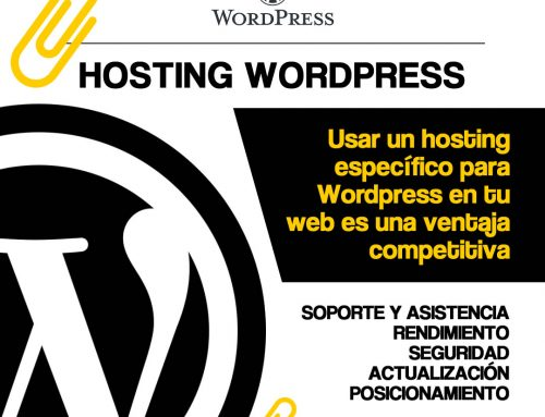 Hosting WordPress: marca la diferencia a favor de tu web