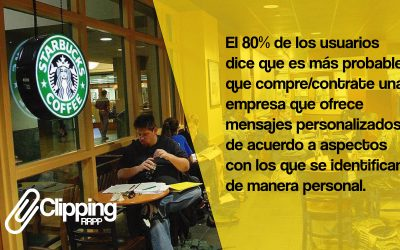 El 90% de los usuarios valora la personalización de las campañas de marketing