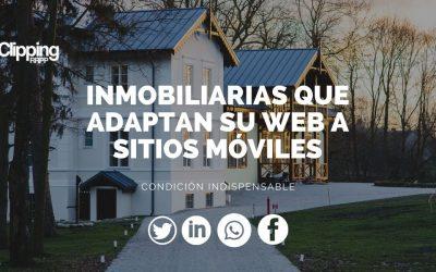 La inmobiliaria en el móvil: ¿web compatible con smartphones?