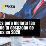 10 claves para mejorar las ventas de tu despacho de abogados en 2020