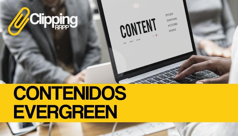 Contenidos Evergreen. Qué son y qué beneficios aportan a tu web