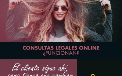 Consultas legales online: ¿Funcionan para los despachos?