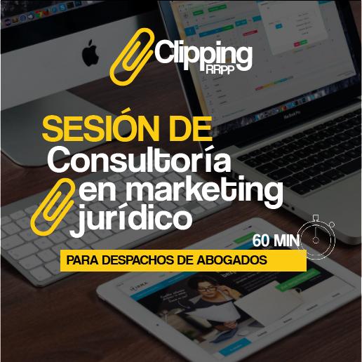 CONSULTORÍA EN MARKETING JURÍDICO