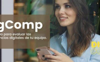 DigComp. Antes de hablar de transformación digital empresarial, veamos cómo estamos.